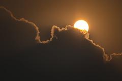 Silver linings (DMontalbano) Tags: china sky sun clouds smog haze nikon beijing silverlinings nikond7000 danmontalbanophotography danmontalbano