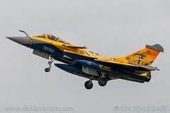 113-HJ, Armée de l'Air (French Air Force), Dassault Rafale C. (dahlaviation.com Thanks for over 1 !! million view) Tags: enol ola natotigermeet natotigermeet2013
