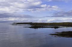 Við Breiðafjörðinn (geh2012) Tags: sea clouds iceland ísland sjór ský geh breiðafjörður gunnareiríkur