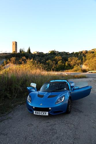 Abandoned Lotus Elise