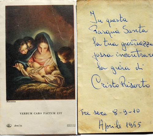 Verbum Caro apr1965