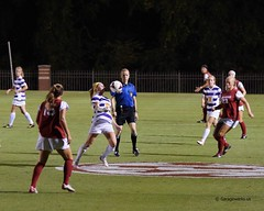 University of Arkansas vs Louisiana State University Soccer (Garagewerks) Tags: woman college ex girl sport female all adult soccer sony sigma os apo lsu arkansas sec tamron f28 uofa dg razorbacks universityofarkansas 70200mm 70300 louisianastateuniversity a65 hsm