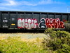 UNKNOWN (415 GRAFFITI) Tags: sf graffiti san francisco amc bhp oister zaps lno