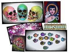 Mary Nason MIASNOW RL Art (MiaSnow) Tags: art design colorful artist designer mary bold nason miasnow