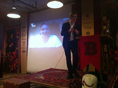 Ira Glass at Brooklyn Beta