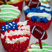 Cupcake War entries reflect Homecoming 2013's theme of