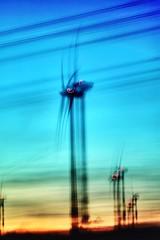 Windrder (schnalle*) Tags: energy sonnenuntergang sundown wind energie windrad windenergy windrder windturbines windpark windenergie