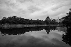 Hiroshima Castle, Japan (sergio-as) Tags: japan hiroshima  hiroshimaken