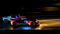 The Lotus Elise driven by Mattias Radestock (Gary8444) Tags: november 6 night canon lotus elise indy racing hour hatch brands motorsport brandshatch 6hours 2013