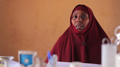 Interview Nurse Somalia