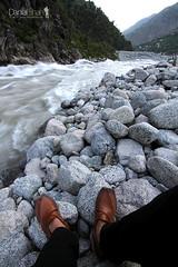 Chappal - Swat (Danial Shah) Tags: river bahrain rocks stream swat chappal behrain chapli