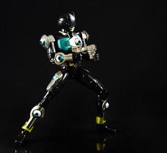 OCC - Kamen Rider Birth (SwedishRobotFish) Tags: toy action birth figure change rider ooo occ bandai toei combo kamen oozu