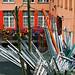 Wuppertal-Heckinghausen: ART Fabrik & Hotel. The backyard