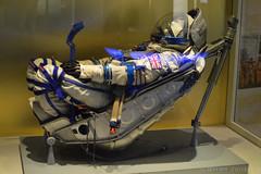 Soyuz Space Suit (Bri_J) Tags: nikon leicester spacesuit nationalspacecentre soyuz d3200 helensharman soyuzspacesuit