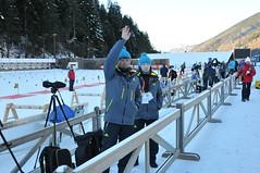 Women training - WC Biathlon Annecy-Le Grand-Bornand 2013
