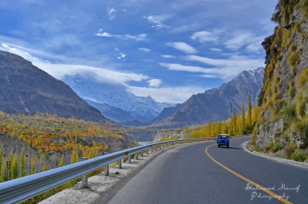 hunza valley getty images