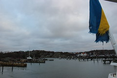 auf dem Boot nach Styrsö