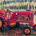 """Bryan's Tractor,"" Nancy Brossard"