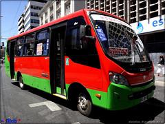 5 Gran Valparaíso S.A.    Linea 521.- (Novedad) (»  Buses-de-chile  « E. Navarrete) Tags: mercedesbenz caio foz bluetec 2013 granvalparaiso lo916