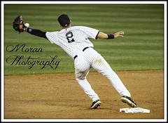 Derek Jeter (EASY GOER) Tags: nyc canon baseball player athlete yankees mlb number2 400mm