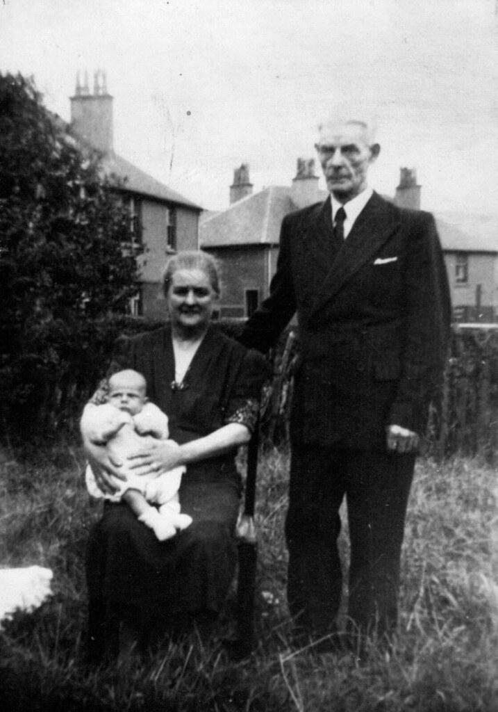 Frank and Margret Reynolds 1950s
