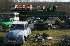 1987 CITROEN 2 CV6 SPECIAL (shagracer) Tags: classic cars abandoned rotting car french dead rust paint citroen neglected rusty faded ami forgotten 2cv vehicle rusting dying scrap decaying dyane stood unloved dented mehari laidup vision:car=0823 vision:outdoor=0831 d412hyf