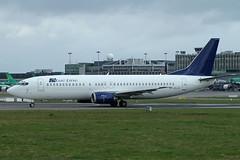 TF-ELD Boeing 737-46B Blue Line (eigjb) Tags: 2005 blue cn airplane french march rugby aircraft aviation aeroplane line finepix s7000 match boeing six nations charter futura 737 b737 fujipix 24124 islandsflug 73746b gbopk ecgnc tfeld eicrc