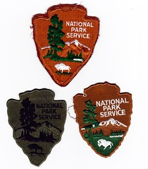 FED - National Park Service Ranger Patches (Inventorchris) Tags: park college club for justice illinois community ranger interior police il criminal national cop service law enforcement patch fed federal patches department waubonsee feds