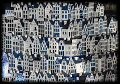 Amsterdam KLM Bols Canal Houses (Michael Shoop) Tags: travel holland tourism netherlands dutch amsterdam canon europe nederland thenetherlands nl klm gin europeanunion bols noordholland canalhouses klmairlines canon7d michaelshoop