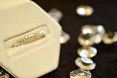 All girls love a diamond ring