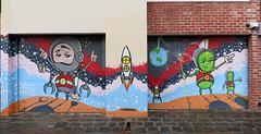 Collingwood Mural (wiredforlego) Tags: streetart graffiti mural collingwood au australia melbourne mel urbanart