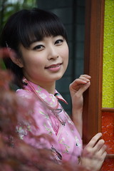 DSC07415 (rickytanghkg) Tags: portrait beautiful beauty female asian hongkong model outdoor sony chinese belle 70300 a7r