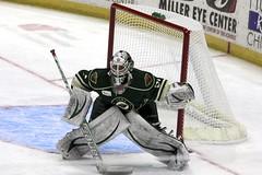Johan Gustafsson (the_mel) Tags: wild hockey ahl rockford metrocentre icehogs rockfordicehogs johangustafsson bmoharrisbankcenter iowawild