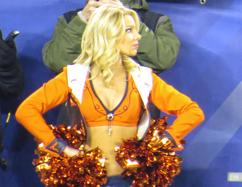 DENVER BRONCOS CHEERLEADERS