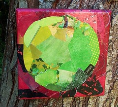 Exercise in Fruitility (Art by Ashby) Tags: apple collage smith granny lynette ashby fruitopia artbyashby
