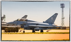 RAF Typhoon T3 (Jessica's Rider) Tags: britain great lincolnshire r eurofighter t3 29 trainer typhoon raf squadron infocus highquality royalairforce 29rsquadron canon5dmkiii rafconningsby