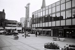 Overgate (Dundee City Archives) Tags: old house retail shopping hotel theatre photos dundee angus centre picture greens shops citycentre overgate nethergate olddundeephotos overgateconstruction overgateredevelopment