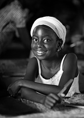 senegal (peo pea) Tags: school portrait blackandwhite saint louis senegal ritratti bianconero scuola