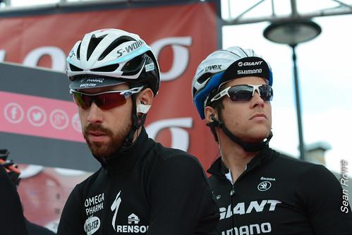 Giro d'Italia 2014 - Stage 3