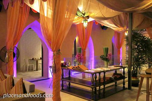 Marrakesh Hua Hin Resort and Spa al hamra interior