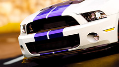 Legendary (Myles Ramsey) Tags: 2 cars ford horizon forza shelby mustang gt500 supersnake forzatography