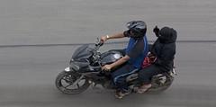 A2401 (lumenus) Tags: street india bombay motorcycle maharashtra mumbai bandra