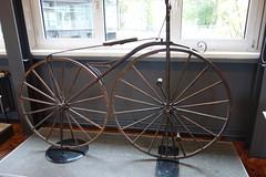 Technikmuseum Berlin - Trains & Bicycles (Alf Igel) Tags: berlin bicycle museum train zug trains technicalmuseum technikmuseum fahrad technikmuseumberlin technicalmuseumberlin