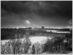 LS-300115-002 (Nordtegn) Tags: schnee winter bw white snow black landscape noir zwartwit hiver nb sw neige monochrom paysage schwarzweiss landschaft blanc sauerland iserlohn kesbern