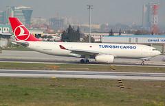 TURKISH CARGO A330 TC-JCI (Adrian.kissane) Tags: istanbul cargo turkish a330 1442 tcjci