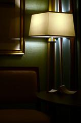hotel book reading table lamp chair corner meetings paperback indoors ccby pentaxart darktable