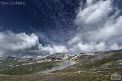 paesaggio, landscape (paolo.gislimberti) Tags: italy italia piemonte piedmont cloudysky mountainlandscape cielonuvoloso susavalley vallesusa paesaggiodimontagna alpinegrassland prateriaalpina