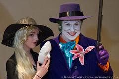 Ohayocon 2015 - Alicia Hunt & Joker (walkerspace) Tags: columbus ohio anime cosplay convention ohayocon