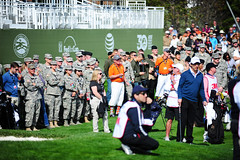 Military attends 3M Celebrity Challenge (Presidio of Monterey: DLIFLC & USAG) Tags: california charity celebrity golf army monterey pom unitedstates military pebblebeach presidio att dli rayromano defenselanguageinstitute dliflc stevenshepard