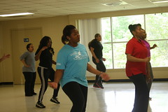 IMG_3070 (UGA College of Ag & Environmental Sciences - OCCS) Tags: yoga walk run savannah uga fitness active eatonton zumba forsythpark rockeagle accg walkgeorgia